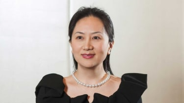 Meng Wanzhou, CFO of Chinese telecom manufacturer Huawei
