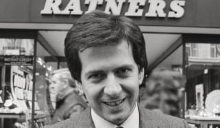 Gerald Ratner: a true Cautionary Tale