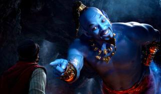 Aladdin Will Smith genie
