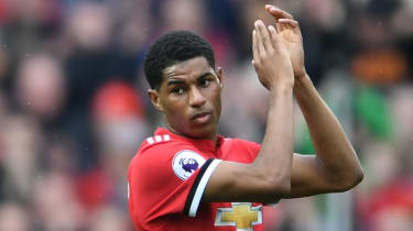 Marcus Rashford has impressed for Manchester United and England this season