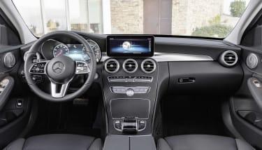 Mercedes-Benz C-Klasse T-Modell Exclusive, Exterieur: mojavesilber, Interieur: Leder magma/espresso Mercedes-Benz C-Class Estate Exclusive, exterior: mojave silver, interior: leather magma/es
