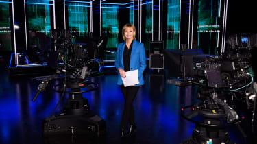 ITV journalist Julie Etchingham