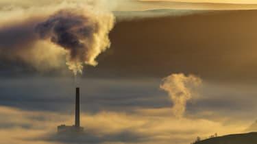 Pollution in the Peak District, Derbyshire