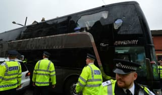 West Ham violence