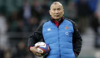 Eddie Jones is the head coach of the England rugby union national team