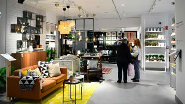 Swedish furniture giant Ikea