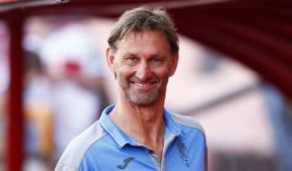 Tony Adams won two first division and two Premier League titles with Arsenal