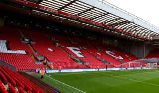 General view of Anfield stadium