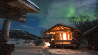A Stay One Degree in Finnish Lapland
