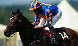 Royal Ascot Gold Cup  Order of St George Ryan Moore