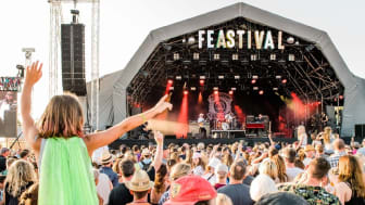 The Big Feastival, the Cotswolds