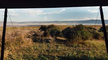 Entamanu, the Nomad Tanzania camp at the Ngorongoro Crater, Tanzania