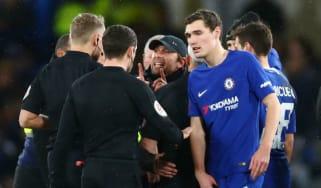 Antonio Conte Chelsea Norwich FA Cup VAR