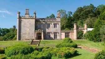 The East Wing, Llanerchydol Hall, Llanerchydol, Welshpool