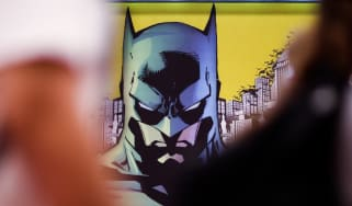 A Batman backdrop