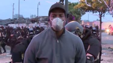 CNN's Omar Jimenez arrested