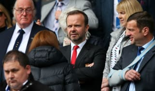 Ed Woodward is the executive vice-chairman of Manchester United