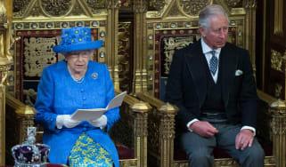 Queen's Speech 2017, State opening