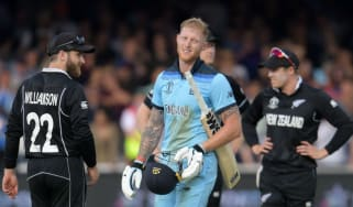 England's Ben Stokes starred in the Cricket World Cup final against New Zealand