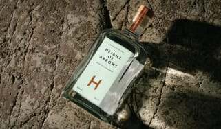 Height of Arrows gin by the Holyrood Distillery