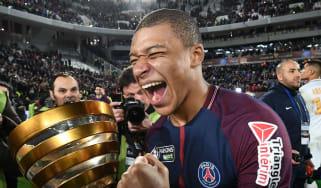 Kylian Mbappe Man City transfer news PSG