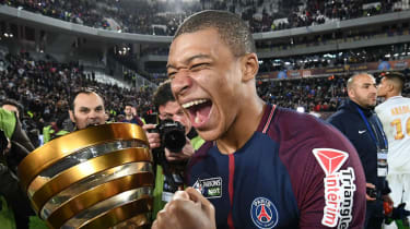 Kylian Mbappe Man City transfer news PSG