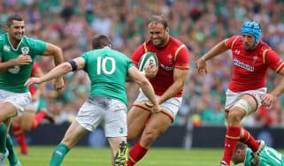 Jamie Roberts - Wales Rugby