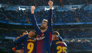 Gerard Pique Barcelona new contract buyout clause