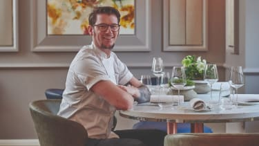 Adam Handling Chelsea restaurant at The Cadogan Belmond hotel