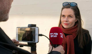 Katrin Jakobsdottir, Chair of the Left-Green Movement, could form the next government