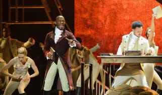 A stage performance in London's West End