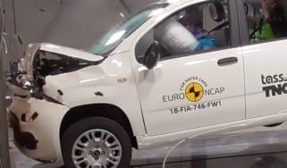 Euro NCap Panda