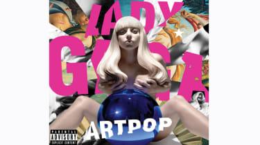 Lady Gaga ARTPOP cover