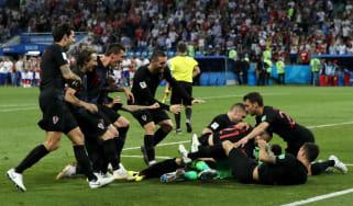 Croatia Russia World Cup