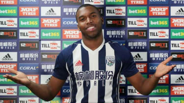 Daniel Sturridge Liverpool West Brom loan transfer