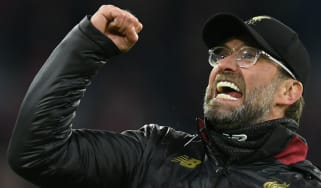 Jurgen Klopp was appointed Liverpool manager in October 2015