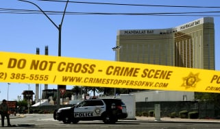 Police reveal further information as investigation into Las Vegas shooting continues