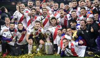Copa Libertadores winners River Plate will play in the 2018 Fifa Club World Cup