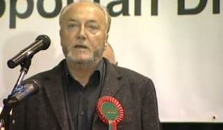 George Galloway wins Bradford West