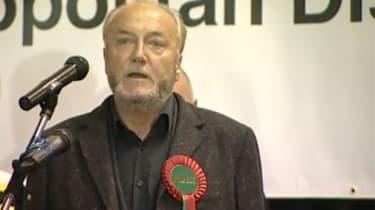George Galloway wins Bradford West
