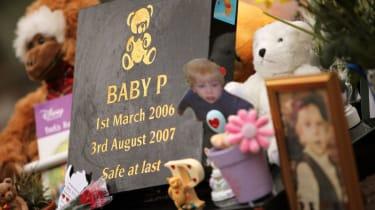 Baby P memorial