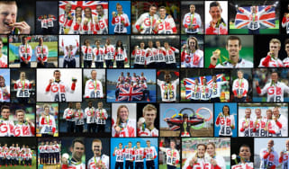 Team GB athletes won 67 medals at the Rio 2016 Olympics