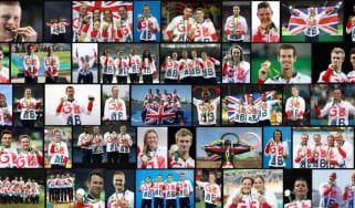Team GB athletes won 67 medals at the Rio 2016 Olympics