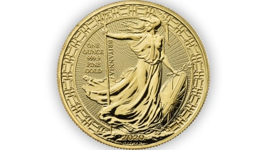Gold 1oz 2020 Britannia