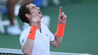 Andy Murray Kyle Edmund tennis Citi Open