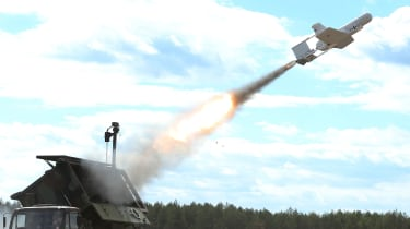 A NATO training exercise.