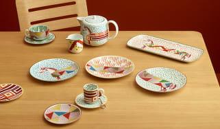Hermès Hippomobile tea set