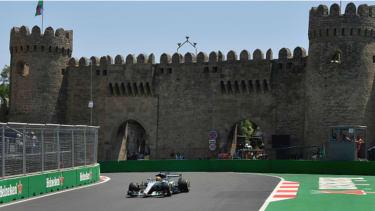 Azerbaijan Grand Prix, Lewis Hamilton