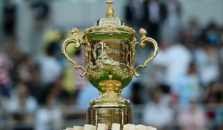 England and South Africa will battle to lift the Webb Ellis Cup in Japan