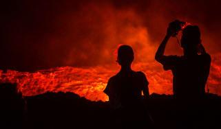 Volcano, Tourism